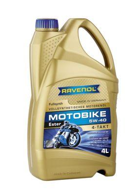 Ravenol Motobike 4-T Ester 5W-40