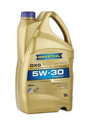 Масло моторное Ravenol DXG SAE 5W-30