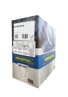 Масло моторное Ravenol HCL SAE 5W-30 ecobox