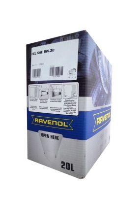 Масло моторное Ravenol FEL SAE 5W-30