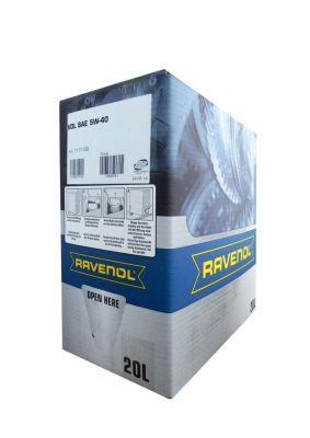 Масло моторное Ravenol VDL SAE 5W-40 ecobox