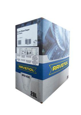 Масло моторное Ravenol Formel Super Diesel 15W-40 ecobox