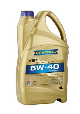 Масло моторное Ravenol VST SAE 5W-40
