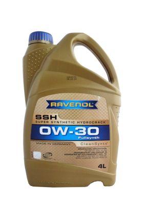 Масло моторное Ravenol Super Synthetic Hydrocrack