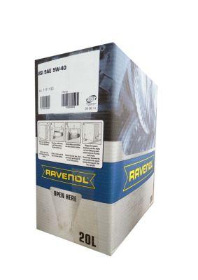 Масло моторное Ravenol VSI SAE 5W-40 ecobox