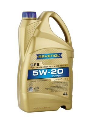 Масло моторное Ravenol Super Fuel Economy