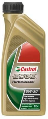 Масло моторное Castrol EDGE TURBO Diesel 0W-30
