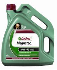 Масло моторное Castrol Magnatec A3/B4 10W-40