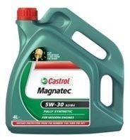 Castrol Magnatec 5W-30 A3/B4 моторное масло