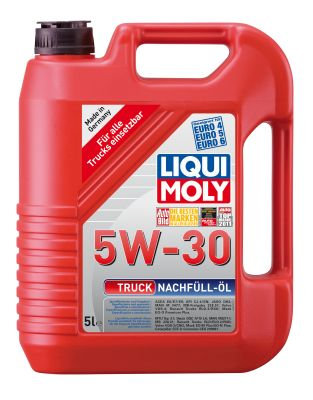 Liqui Moly Truck-Nachfull-Oil SAE 5W-30