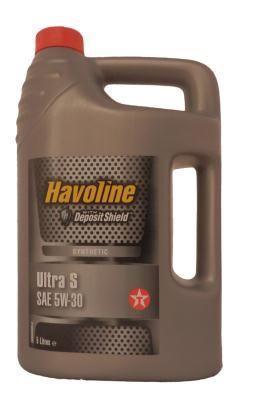 Texaco Havoline Ultra S 5W-30
