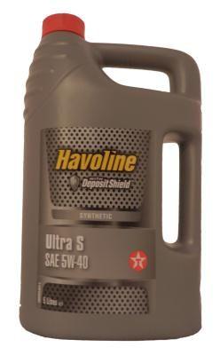 Texaco Havoline Ultra S 5W-40