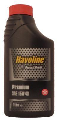 Texaco Havoline Premium 15W-40