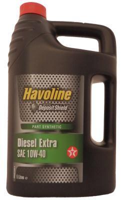Texaco Havoline Diesel Extra 10W-40