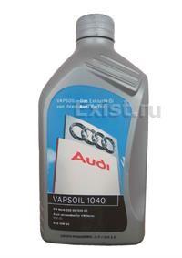 Vapsoil 10W-40/Audi