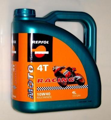 Repsol Moto Racing 4T