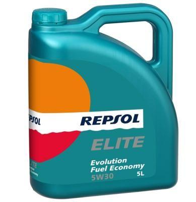 Repsol Elite Evolution F. Economy