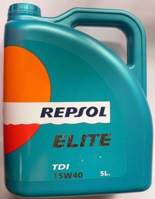 Repsol Elite TDI