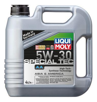 Масло моторное Liqui Moly Leichtlauf Special AA SAE 5W-30