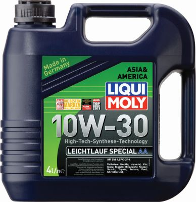 Масло моторное Liqui Moly Leichtlauf Special AA SAE 10W-30