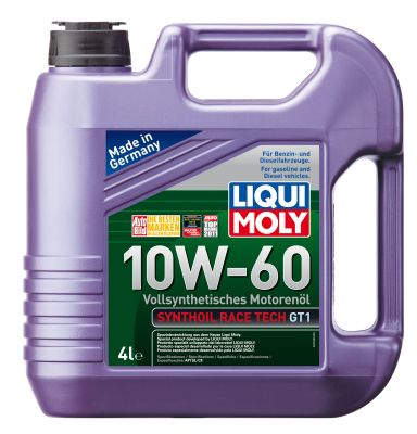 Liqui Moly Synthoil Race Tech GT1 SAE 10W-60