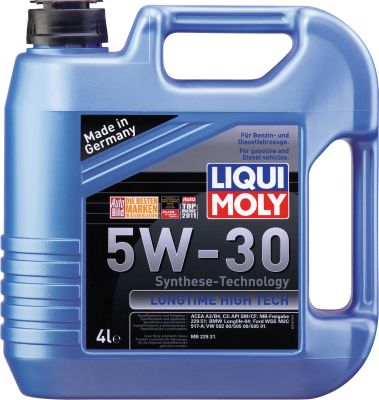 Масло моторное Liqui Moly Longtime High Tech SAE 5W-30