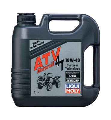 Liqui Moly ATV 4T Motoroil SAE 10W-40 масло моторное