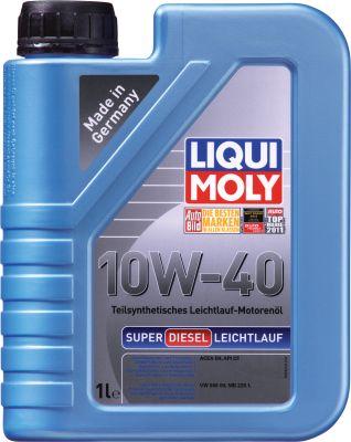 Liqui Moly Super Diesel Leichlauf SAE 10W-40