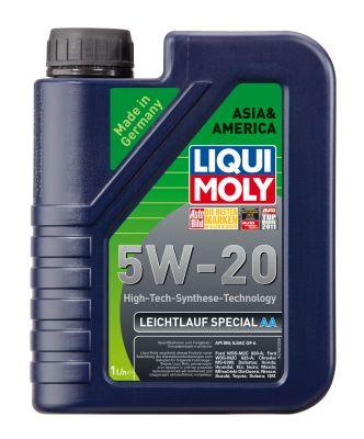 Масло моторное Liqui Moly Special Tec AA SAE 5W-20