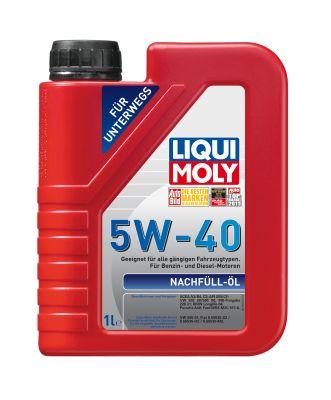 Liqui Moly Nachfull Oil SAE 5W-40