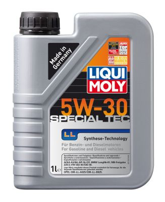 Масло моторное Liqui Moly Leichtlauf Special Tec LL SAE 5W-30