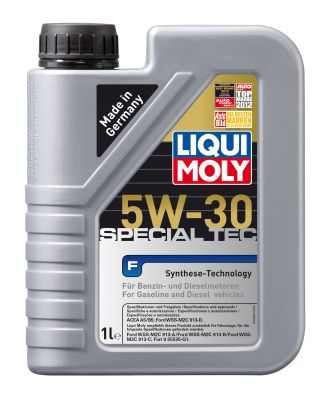 Масло моторное Liqui Moly Leichtlauf Special Tec F SAE 5W-30