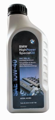 Масло моторное BMW High Power Special Oil