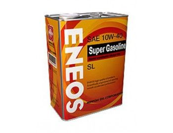 Eneos Super Gasoline Semi-Synthetic SAE 10W-40