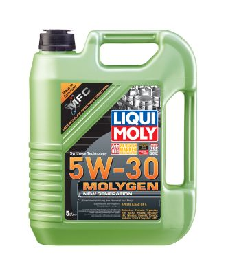 Масло моторное Liqui Moly Molygen New Generation 5W-30