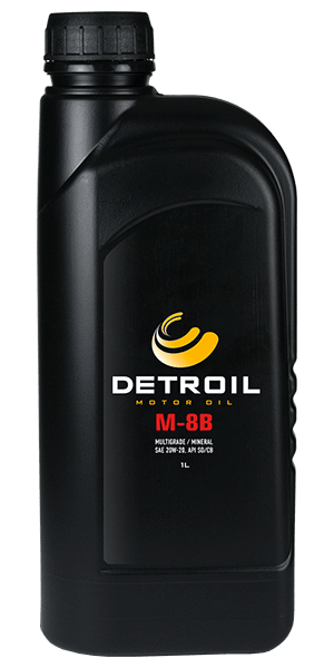 Масло моторное Масло DETROIL М-8В Mineral