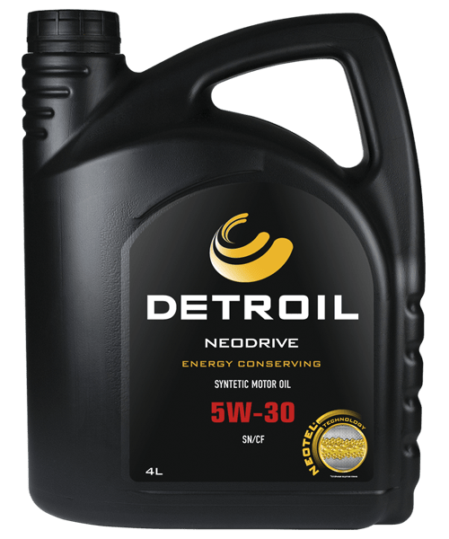 Масло DETROIL Neodrive 5W-30 Energy Conserving (4л)