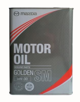 Mazda Golden SM SAE 5W-30
