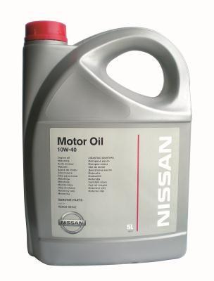 Nissan Motor Oil
