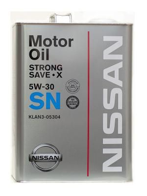 Nissan SN Strong Save X SAE 5W-30