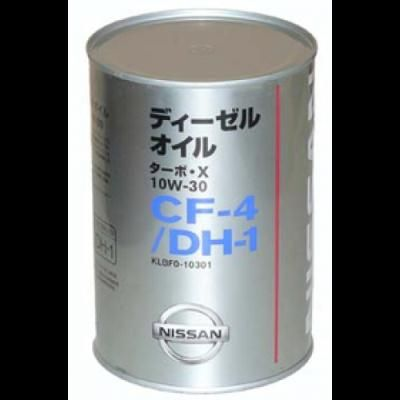 Nissan Turbo X SAE 10W-30 CF-4