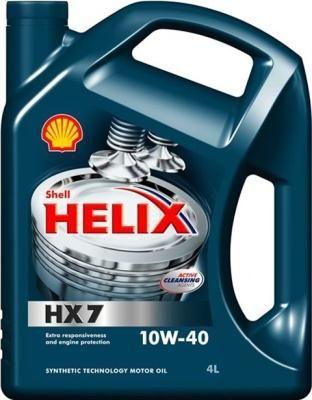 Shell 5W-40 / Helix HX8