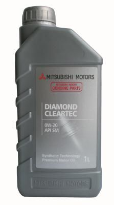 Масло моторное Mitsubishi Diamond Cleartec