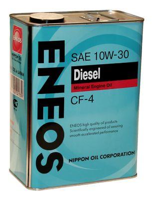 Масло моторное Eneos Diesel CF-4