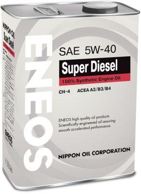 Масло моторное Eneos Diesel CH-4