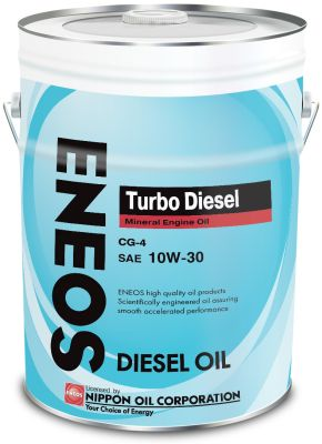 Масло моторное Eneos Turbo Diesel CG-4