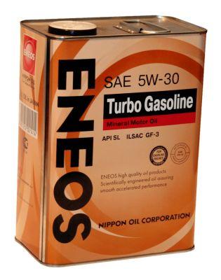 Масло моторное Eneos Turbo Gasoline SL