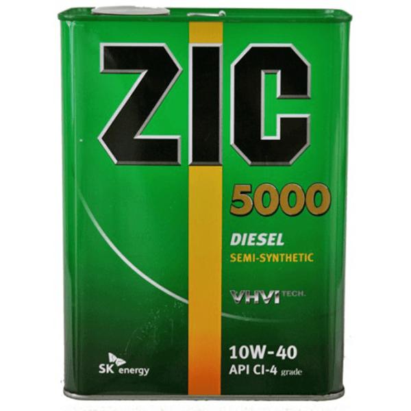 Zic 5000 Diesel 10W-40