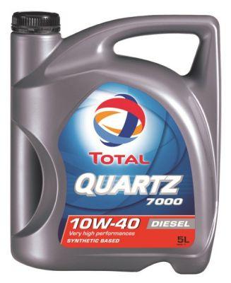 Масло моторное Total Quartz Diesel 7000 10W-40