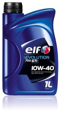 Масло моторное Elf  Evolution 700 Sti 10W-40